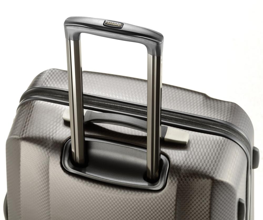 Titan Xenon Deluxe S+ Brown S inovatívnym kufrom Titan Xenon Deluxe sa budete cítiť ako v bavlnke aj pri náročných cestách.