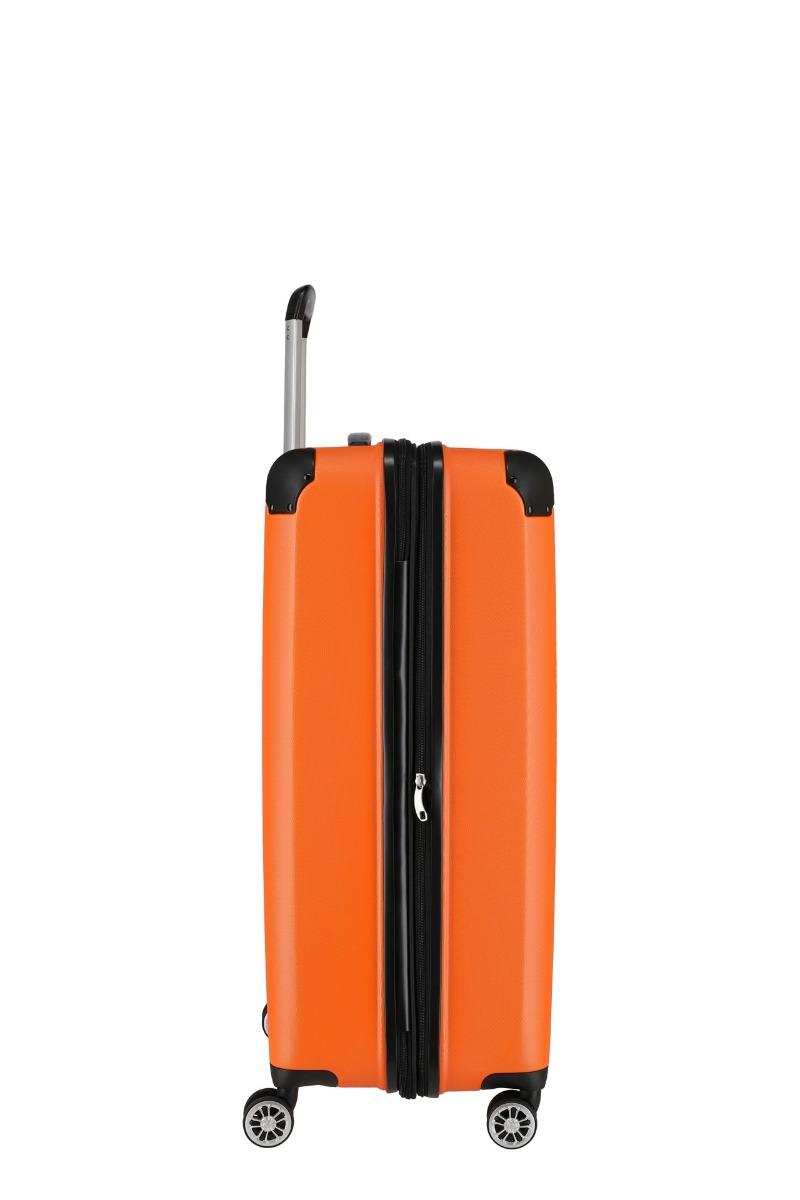 Travelite City M Orange Hľadáte kvalitnú batožinu, ktorá vám ponúkne viac než len krytie a praktickú výbavu na cesty?