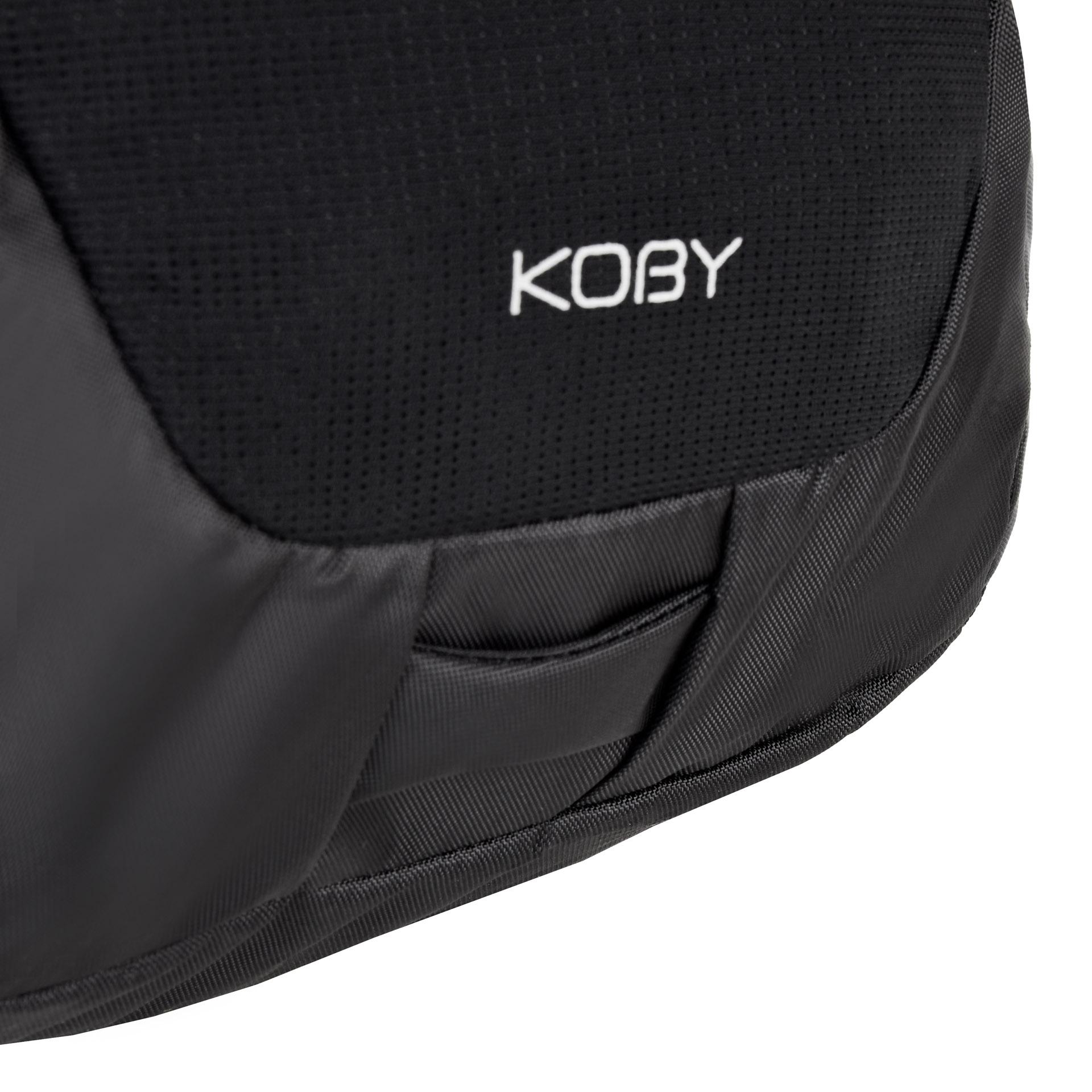 Osprey Koby 20 II Black cat Turistický batoh s pekným dizajnom, ideálny pre horskú turistiku a voľnočasové aktivity.