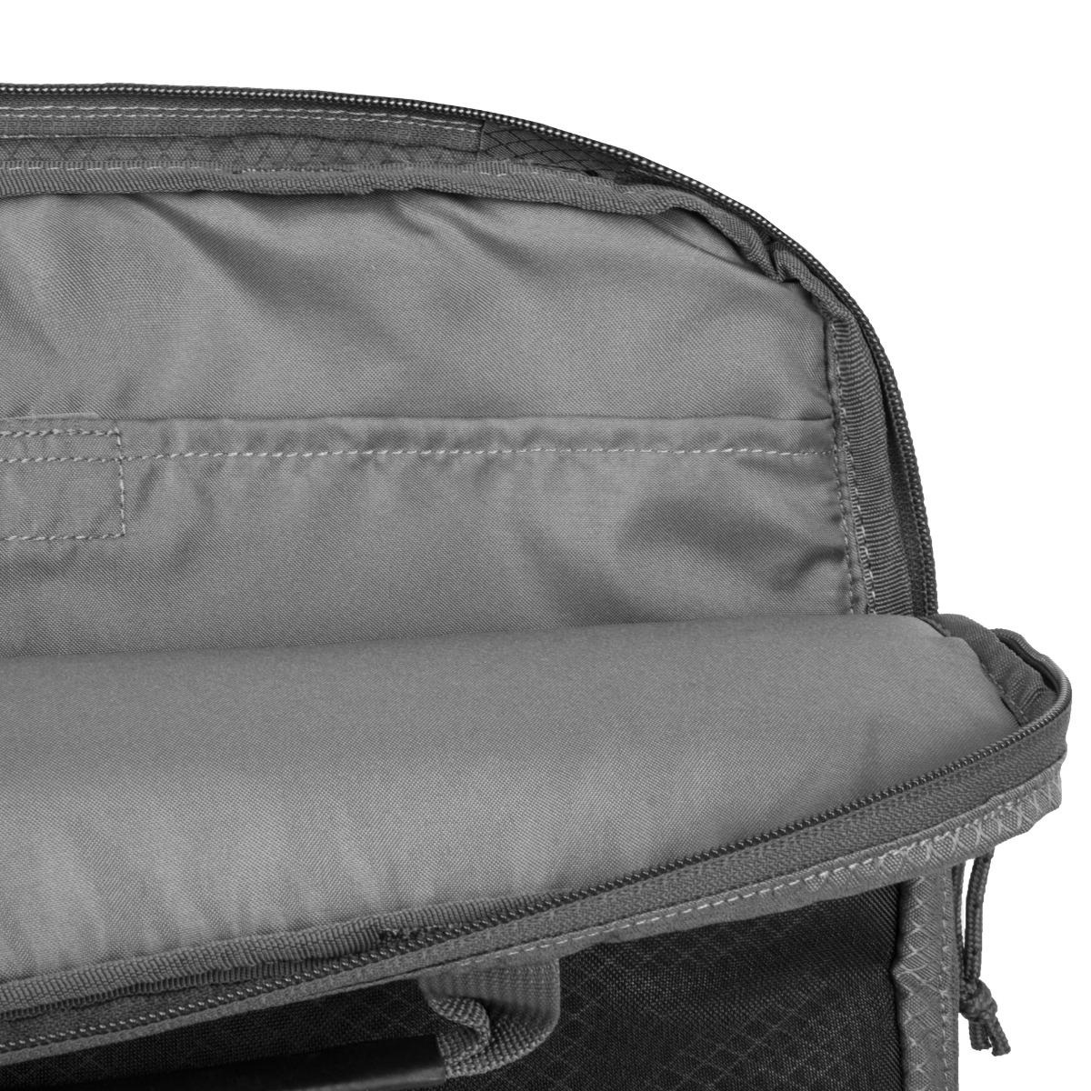 Burton Hyperlink 13 In Faded Diamond Rip Praktický obal na laptop s organizérom a možnosťou nosenia cez rameno.  - vrecko s vypchávkou na 13