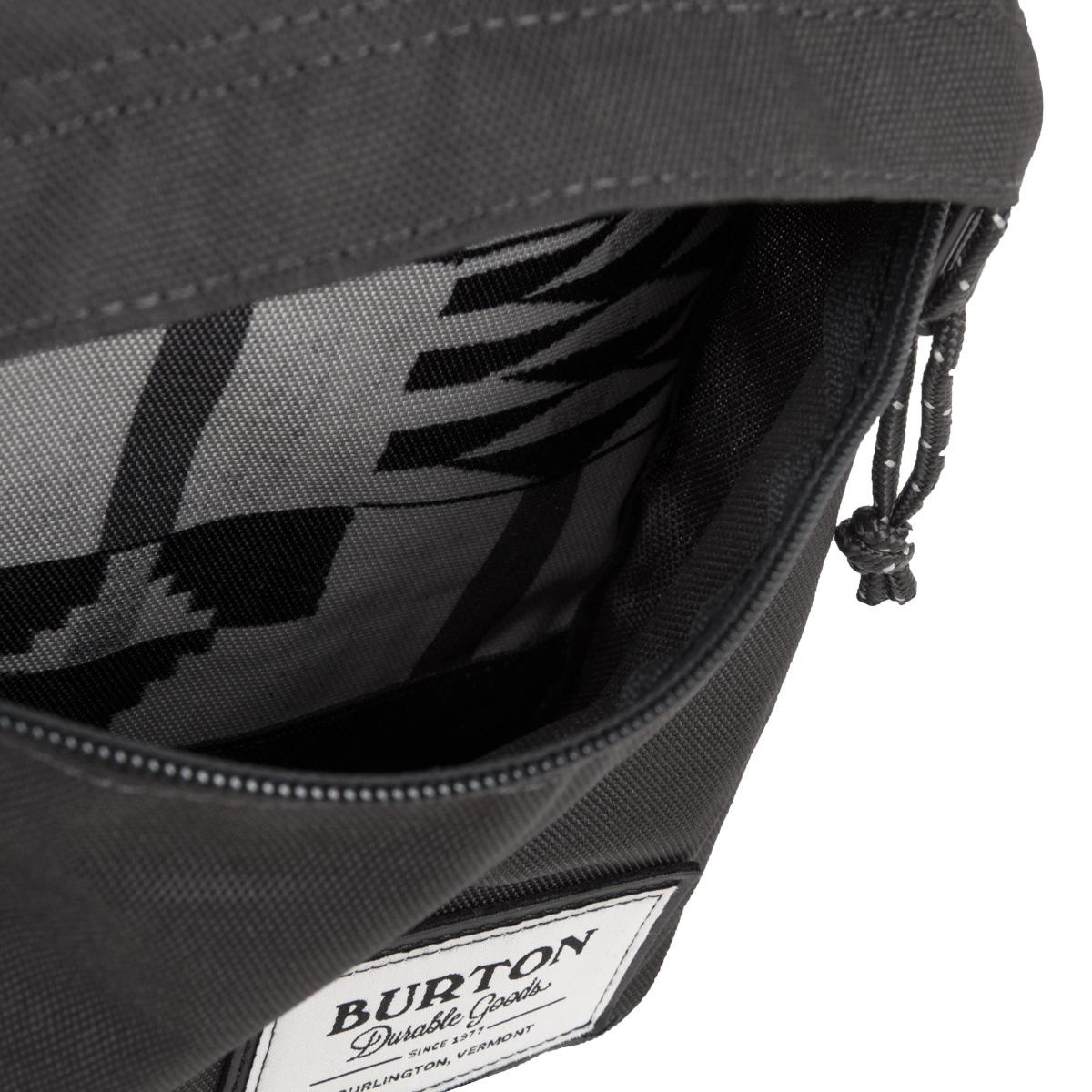 Burton Kettle Pack Pelican Brickstripe.