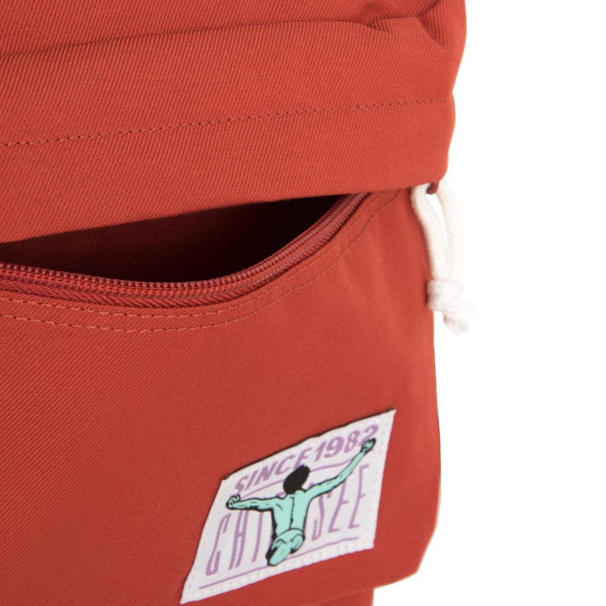 Chiemsee Riga backpack Bossa nova Originálny retro batoh z roku 1982 v modernom prevedení.
