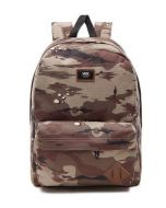 Vans Old Skool II Backpack Storm Camo