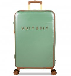 SUITSUIT Fab Seventies Obal na kufr M AS-71136 Basil Green