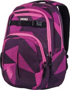 Nitro Chase Fragments purple
