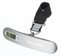 Travelite Luggage scale Silver