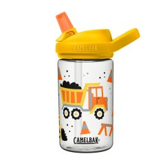 CAMELBAK Eddy+ Kids 0,4l Construction Trucks