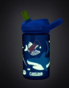 CAMELBAK Eddy+ Kids 0,4l Glow In The Dark Shark