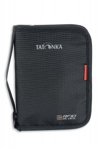 Tatonka Travel Zip M RFID B Black