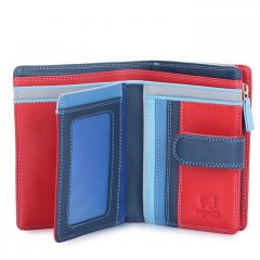 Mywalit Medium 10 C/C Wallet w/Zip Purse Royal