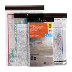 Lifeventure DriStore LocTop Bags - Maps