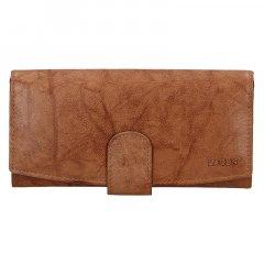 Lagen Dámska peňaženka kožená 5152 Svetlo Hnedá