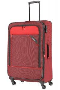 Travelite Derby 4w L Red