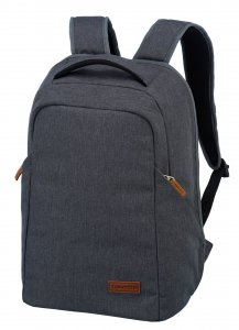 Travelite Basics Safety Backpack Anthracite