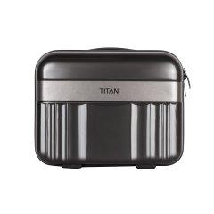 Titan Spotlight Flash Beauty case Anthracite