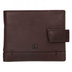 Lagen Pánska peňaženka kožená BLC/4139 Hnedá