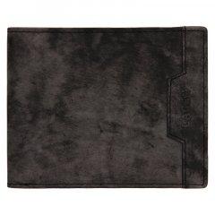 Lagen Pánska peňaženka kožená BLC/4728 Čierna