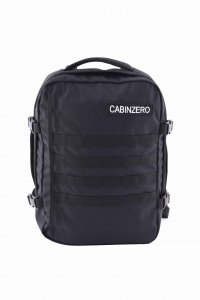 CabinZero Military 28L Absolute Black
