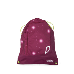Ergobag Športové vrecko Galaxy fialové