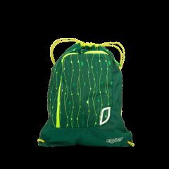 Ergobag Športové vrecko Fluo zelené