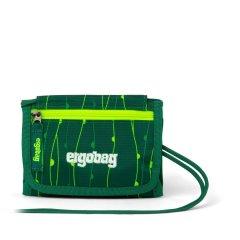 Ergobag Peněženka Fluo zelená 2020