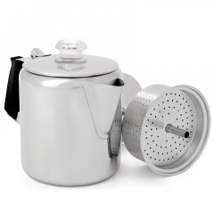 GSI Outdoors Glacier Stainless Percolator 900ml
