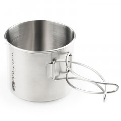GSI Outdoors Glacier Stainless Bottle Cup / Pot 591ml