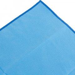 Lifeventure SoftFibre Trek Towel Advance blue pocket