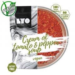 LYOfood Krémová paradajková polievka s korením