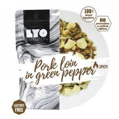 LYOfood Bravčové so zeleným korením a zemiakmi veľká Porcia