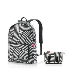 Reisenthel Mini Maxi Rucksack Zebra