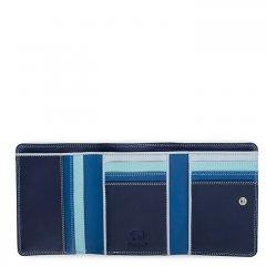 Mywalit Medium Tri-fold Wallet Denim