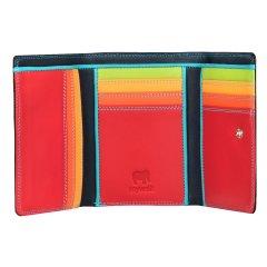 Mywalit Medium Tri-fold Wallet Black Pace