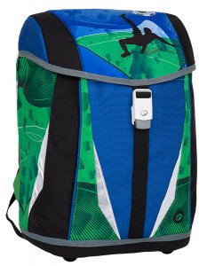 Bagmaster Polo 7 B Blue/green/black