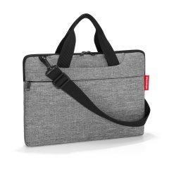 Reisenthel Netbookbag Twist Silver