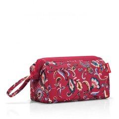 Reisenthel Travelcosmetic Paisley Ruby