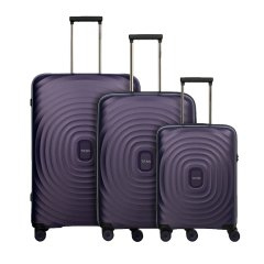 Titan Looping S,M,L Purple – sada 3 kufrů
