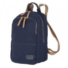 Travelite Hempline Small backpack Navy
