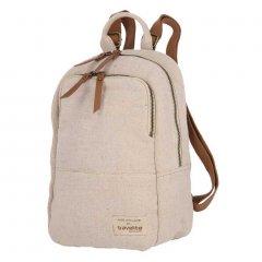 Travelite Hempline Small backpack Beige