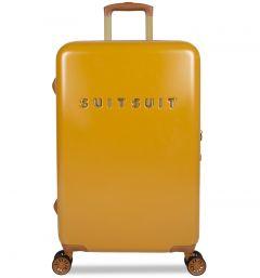 SUITSUIT Fab Seventies Cestovní kufr M Lemon Curry