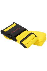 Travelite Luggage Strap Yellow