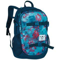 Chiemsee School backpack W16 Dusty flowers
