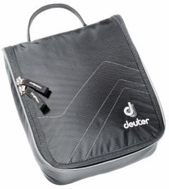 Deuter Wash Center I Black-titan