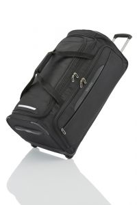 Travelite CrossLITE Wheeled duffle L Black