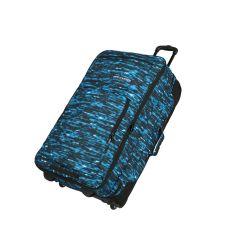 Travelite Basics Doubledecker Blue print