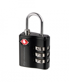 Lifeventure TSA Combi Lock black