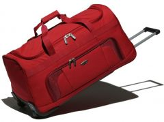 Travelite Orlando Travel Bag 2w Red
