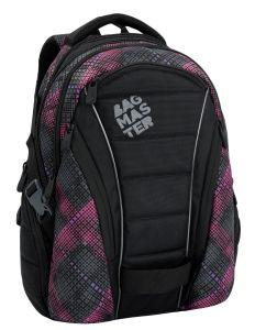 Bagmaster Bag 6 E Black/pink/violet