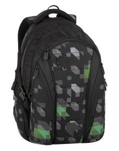 Bagmaster Bag 8 G Black/green/gray