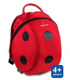 LittleLife Big Animal Kids Daysack Ladybird